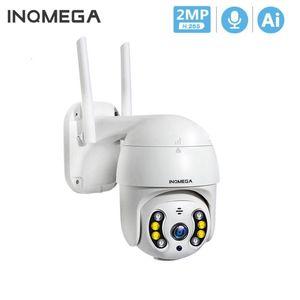 Wireless IP Camera Outdoor Waterproof 4X Digital Zoom Speed Dome 1 Inch Mini WiFi Security CCTV ISCEE Cameras