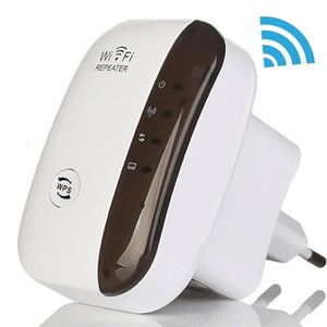 Wireless WiFi Repeater Extender 300Mbps Router Signal Amplifier Wi Fi Booster Long Range Wi-Fi Access Point 210607