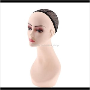 Heads Pro Cosmetology Head Mannequin Torso Wig Making Training Display Stand Hats Rack - Standing Pcxep Awqme