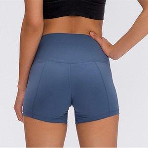 Yoga Kıyafet Yüksek Kalite Yaz Seksi Tayt Spor Kısa Spor Elastik Egzersiz Tayt Kadınlar için Booty Spor Koşu Skims Bayanlar