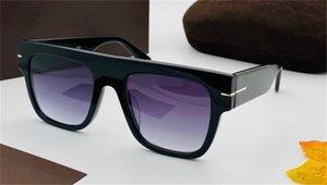 Sommer Mode Design Sonnenbrillen 847 Große quadratische Platte Rahmen Einfache und vielseitige Stil Top Qualität Outdoor UV400 Schutzbrille