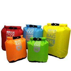 1 шт. Водонепроницаемая сухая сумка пакет плавание рафтинг каякинговые сумки треккинг плавающие парусные каникулы для катания на лодках водостойкость сухие мешки 957 Z2