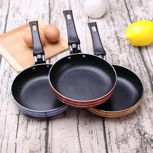 Pans 12.5CM Frying Pan Egg Master Pancake Maker Cookware Pot With Non Stick Technology