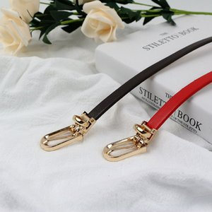 Pin New Fashion Buckle Thin Simple Women's Versatile Candy Color Dress Jeans Belt 5XA6