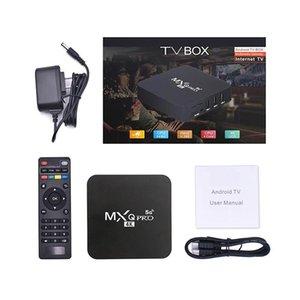 Hot MX2 MXQ PRO RK3229 1GB 8GB 2GB 16GB Quad Core Android 9.0 TV BOX With 2.4G 5G WiFi 4K Media Player
