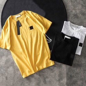 Magliette da uomo firmate Magliette estive da uomo e da donna Magliette a maniche corte Magliette con badge Abbigliamento da uomo Taglia M-2XL Alta qualità