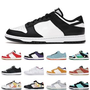 Dunk white black chunky dunky men women casual shoes cherry syracuse court purple dunks mens trainer outdoor sports sneakers 36-45