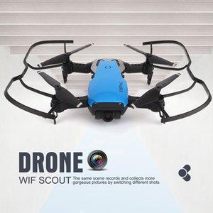 RC Aircraft K98 pro 2 Folding Drones UAV high definition aerial remote control aircraftS drone 4K dual Camera
