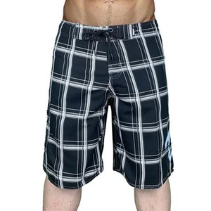 Premium Version Of 2021 Surf Beach Pants Gym Running Shorts Men's Breathable Speed Drying Swimming Cent Pant Check Swimwear