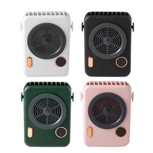 Mini USB Neck Fan 5V Cooler Rechargeable Ventilador Outdoor Travel Handheld Portable Silent Small Fans Office Cooling Electric