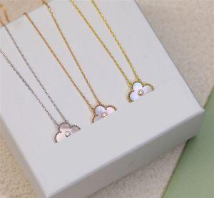 Women Designer Necklace Fashion Jewlery Designer Pendant Necklace High Quality Luxurys Gold Necklaces For Women