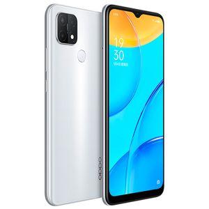 Original Oppo A35 4G Mobile Phone 4GB RAM 64GB 128GB ROM Helio P35 Octa Core Android 6.52 inch Full Screen 13MP AI 4230mAh Face ID Fingerprint Smart Cellphone