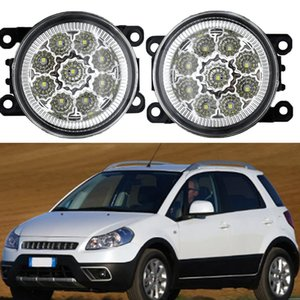 2 x For Fiat Panda 2011 2012 Car Accessories Fog light Kit DRL Daytime Running Light 12V