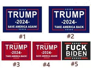 Donald Trump Flag 2024 Election Flag Banner Keep America Great Again Ivanka President Polyethylene Nylon Flag 150*90cm 3x5ft