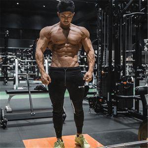 Kas Kardeşler Xia 2020 Yeni Fitness Erkek Spor Koşu Eğitimi Pantolonb47s