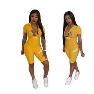favorite Dresses women's printed Casual trendy sports Jumpsuit Ladies' fashion high-end atmosphere top grade Pictures are real s