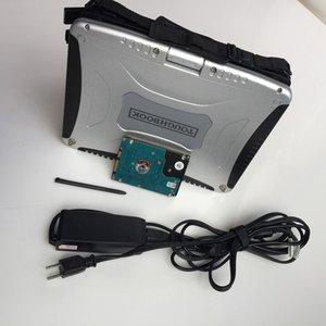 High performance CF-19 Toughbook i5 CPU 8GB RAM CF19 laptop for alldata auto repair software