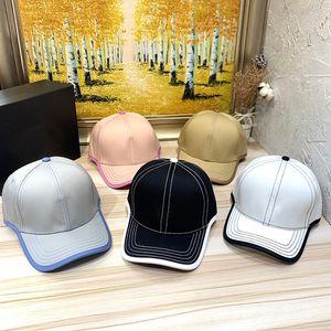 2021 قبعة بيسبول بالجملة جودة عالية brimless كاب مصمم الفاخرة نسخة الهيب هوب شارع 100936