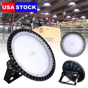 LED High Bay 100W 200W 300W 6000K-6500K UFO AC110-120V IP65 impermeável aplicar ao armazém, garagem, oficina de fábrica