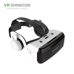 VR Shinecon Magic Mirror Headset Compact Mobile Phone 3D VR Glasses