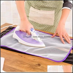 Clothing Racks Housekee Organization Home & Garden High Temperature Ironing Er Household Protective Insation Against Pressing Pad Boards Mes