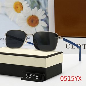 0515 high quality Fashion designer brand sunglasses for men and women travel shopping UV400 protection Retro Shades Pilot