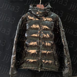 2021 Mens Down Jackets Winter Puffer Jacket Hooded Thick Coat Designer Sports Parkas Luxury Men Couples Parka Top Quality Winters Coats Keep warm Overcoat Windproof
