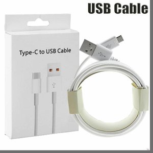 Cell Phone Cables 1m 3FT USB Type C Micro V8 Cable Fast Charging Cords Quick Charger for Samsung Galaxy S 7 8 9 10 note Android Phones With Retail Box