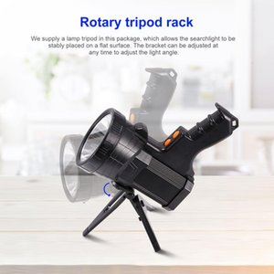 Portable Ultra-Bright Hand Lamp Powerful Light COB Side Floodlight USB Rechargeable Outdoor Searchlight Household Lanterns