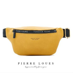 Brand Fanny Pack Top Quality Pu Leather Packs For Women Waist Bag Designer Multi-functiona Chest Female Belly Bags
