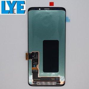 Orijinal Ekran Samsung Galaxy S9 Artı G965 LCD Ekran Dokunmatik Ekran Digitizer Meclisi Yedek Tamir Parçaları