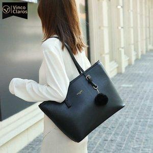 Leather Casual Tote Bag Vintage Women Bags Luxury Handbags for Women 2020 Designer Fashion Shoulder Bag Big Women's Bag Shopper C0513