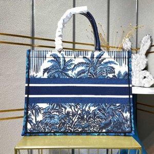 Luxusdesigner-Taschen-Tasche Hohe Qualität Leinwand Print Feiertag Frauen Handtasche