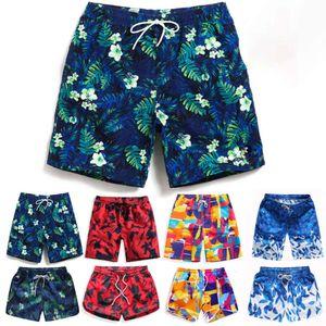 shorts outdoor fast drying beach pants mens summer swimming big underpants capris lovers shorts