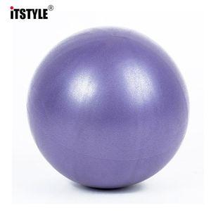 Itstyle mini yoga bola física bola de aptitud ejercicio ejercicio entrenador equilibrio vainas gimnasio yoga pilates bola de paja 25 cm sqckkp home2006
