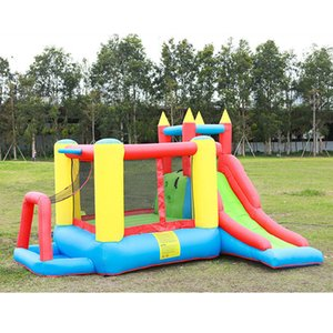 Castles Inflatable Bounce House Garden Supplies Commercial Toy Bouncer Combo Tiny Inflatables Bouncers With Ball Pit For Family Party Play Fun in Gardens