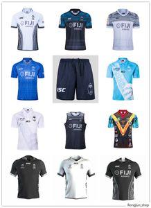 Novo 2019 2020 2021 Fiji Rugby Jerseys NRL Rugby League Jersey 19 20 21 Camisas S-5XL