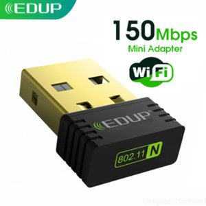 EDUP Mini USB WiFi Adapter 150Mbps 2.4G 802.11a g n Wireless USB Ethernet WiFi Network Card Wi-fi Receiver For Desktop Laptop PC