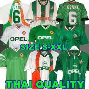 1990 1992 Ирландия Ретро Футбол Футбол Джерси 1990 Кубок мира Ирландия Дом домой Классический Джерси 90 92 Старинные Ирландские Шеди 1994 Футболки 1998