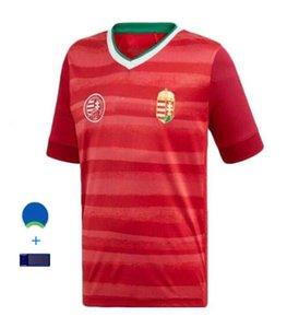 21 22 Macaristan Futbol Formaları Ulusal Takım Futbol Gömlek Nego Szalai Sallai Dominik Szoboszlai Puskás Willi Orban Tamás Kadar Özel Ad ve Numara