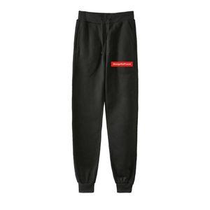 Women's Pants & Capris GeorgeNotFound Fashion Printed Jogger Women Men Casual Streetwear Long 2021 Arrival Sweatpants