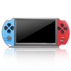 Портативные игроки игроков Ретро видео консоль Player Handheld Gaming Portatil Mini Arcade Videoges Electronic Matcher Retrogame Play Vidio