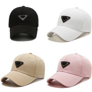 Men And Women Designer Baseball Cap Fashion Spring Peaked Cap Unisex Luxury Cotton Casual Sun Hat Visor Head Wear Accessories G4OBBIT