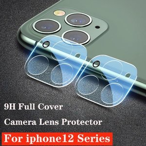 Back Camera Lens Tempered Glass Protector For Iphone 12 Mini 11 Pro Max XR XS 7 8 Plus Protection Film Cover