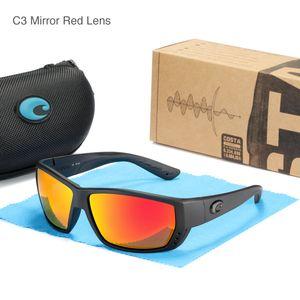 Designer Classic Costa mens Sunglasses Fashion TR90 UV400 D706 580p women Polarized Brand Sunglass