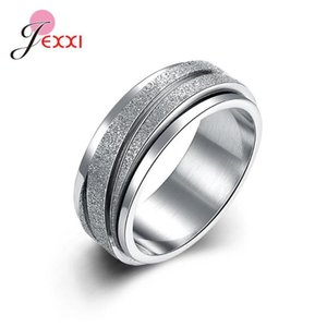 Cluster Rings Good Quality Women 925 Sterling Silver Wedding Anniversary Party Jewelry Accessory Statement Finger For Sale