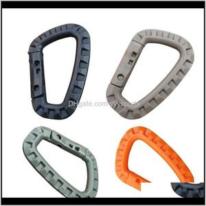 Cords Slings And Shackle Carabiner Clip Webbing Backpack Buckle Snap Lock Hike Mountain Climb Outdoor Climbing Accessories Factory Sup Huxzn