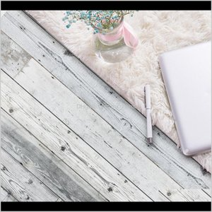 3D Floor Waterproof Tiles In Wall Stickers Wood Self Adhesive Pvc Wallpaper For Bathroom Living Ro Jllgly Fjazw Lhax6