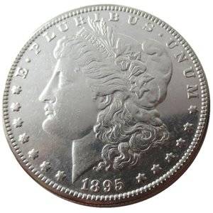 90% Silver US Morgan Dollar 1895-P-S-O NEW OLD COLOR Craft Copy Coin Brass Ornaments home decoration accessories