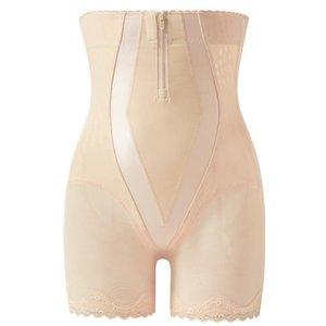 Women's Shapers Beautiful Buttocks Trousers Hips And Abdomen Waist Sculpting Summer Thin Breathable High-waist Hip Mesh